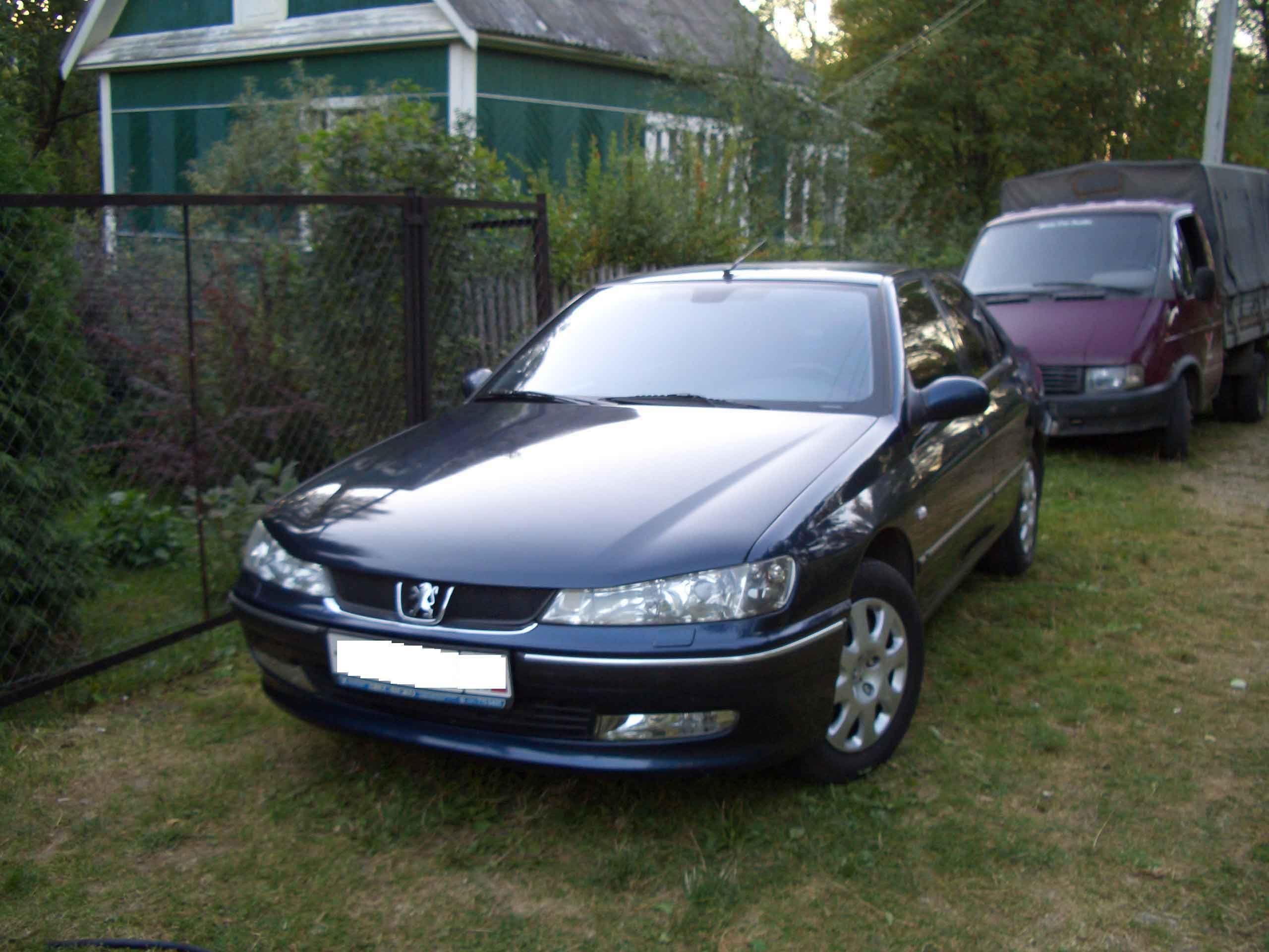 2003 peugeot 406 pictures 1800cc gasoline ff manual for sale rh cars directory net Peugeot 1958 Peugeot 1958