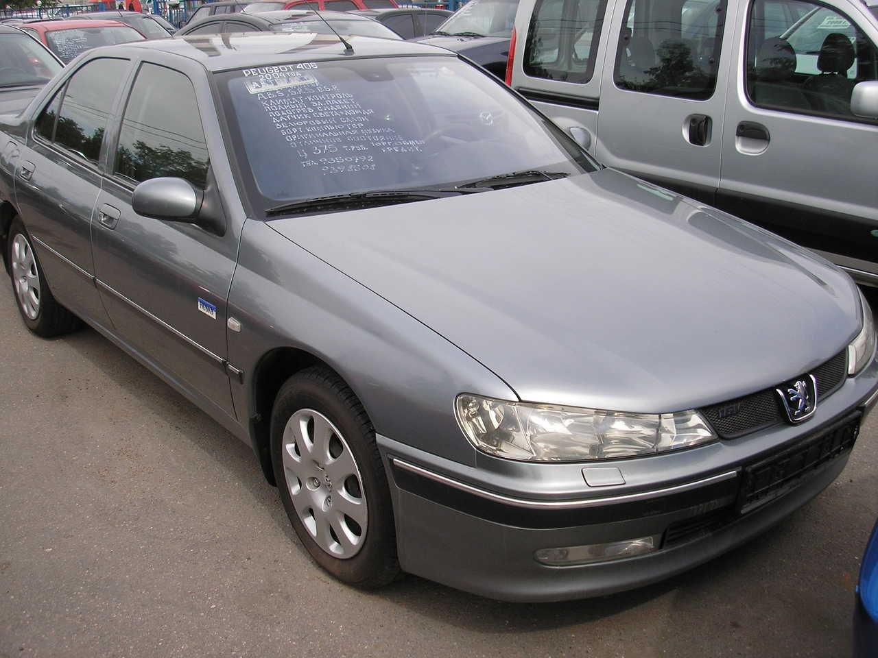 used 2004 peugeot 406 photos gasoline ff automatic for sale. Black Bedroom Furniture Sets. Home Design Ideas