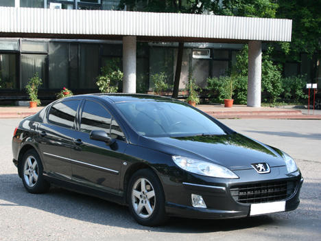 2005 peugeot 407 wallpapers gasoline ff automatic for sale. Black Bedroom Furniture Sets. Home Design Ideas