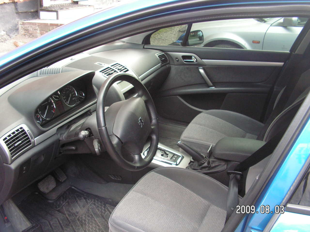 used 2005 peugeot 407 photos, 2000cc., gasoline, ff, automatic for sale