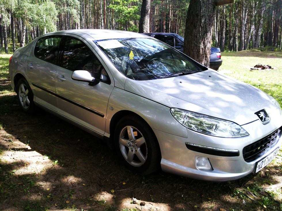 2005 peugeot 407 photos 1 8 gasoline ff manual for sale. Black Bedroom Furniture Sets. Home Design Ideas