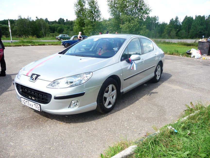2005 peugeot 407 pictures 1800cc gasoline ff manual for sale. Black Bedroom Furniture Sets. Home Design Ideas