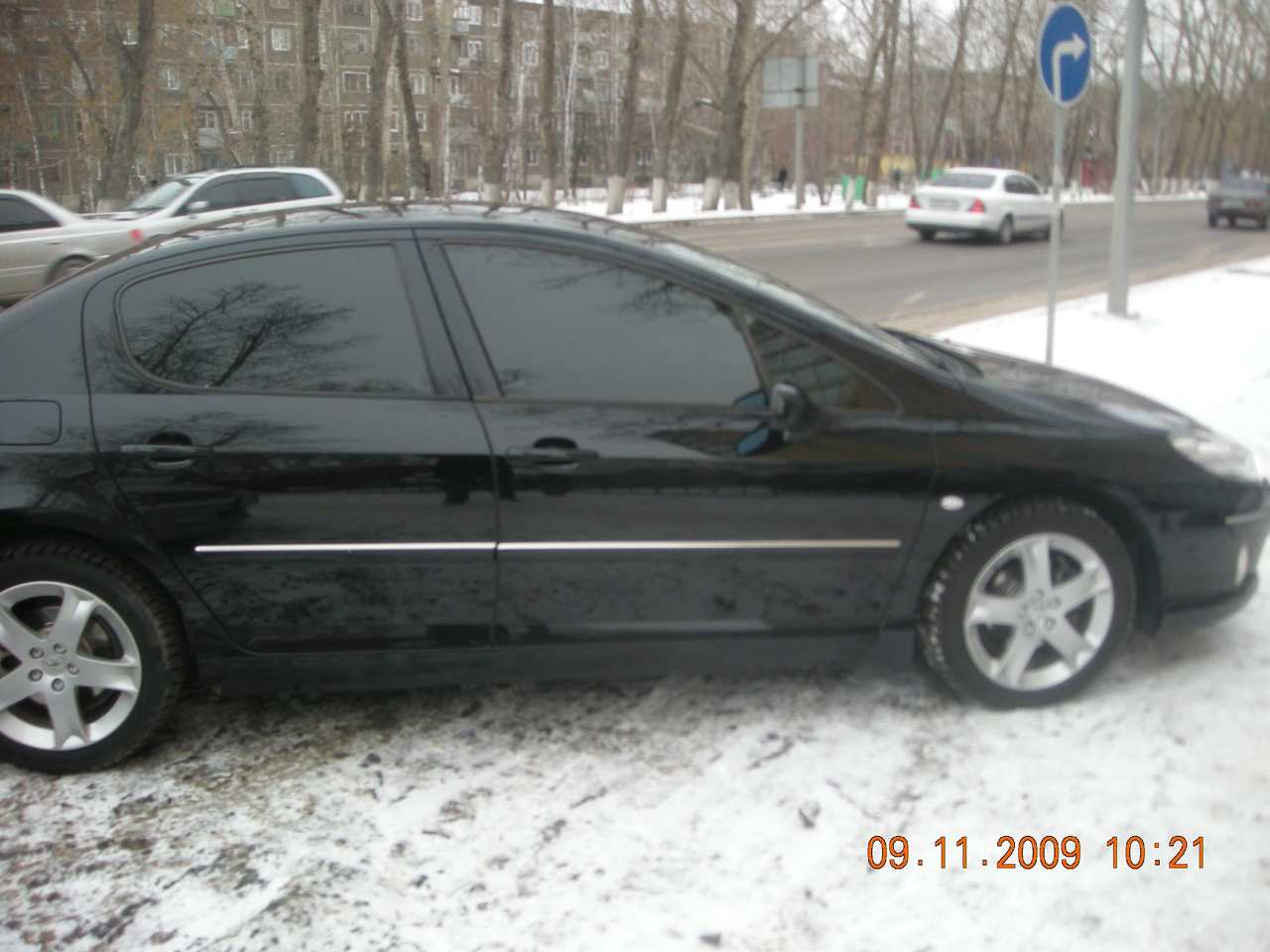 2008 Peugeot 407 Sw 1 8 Related Infomation Specifications