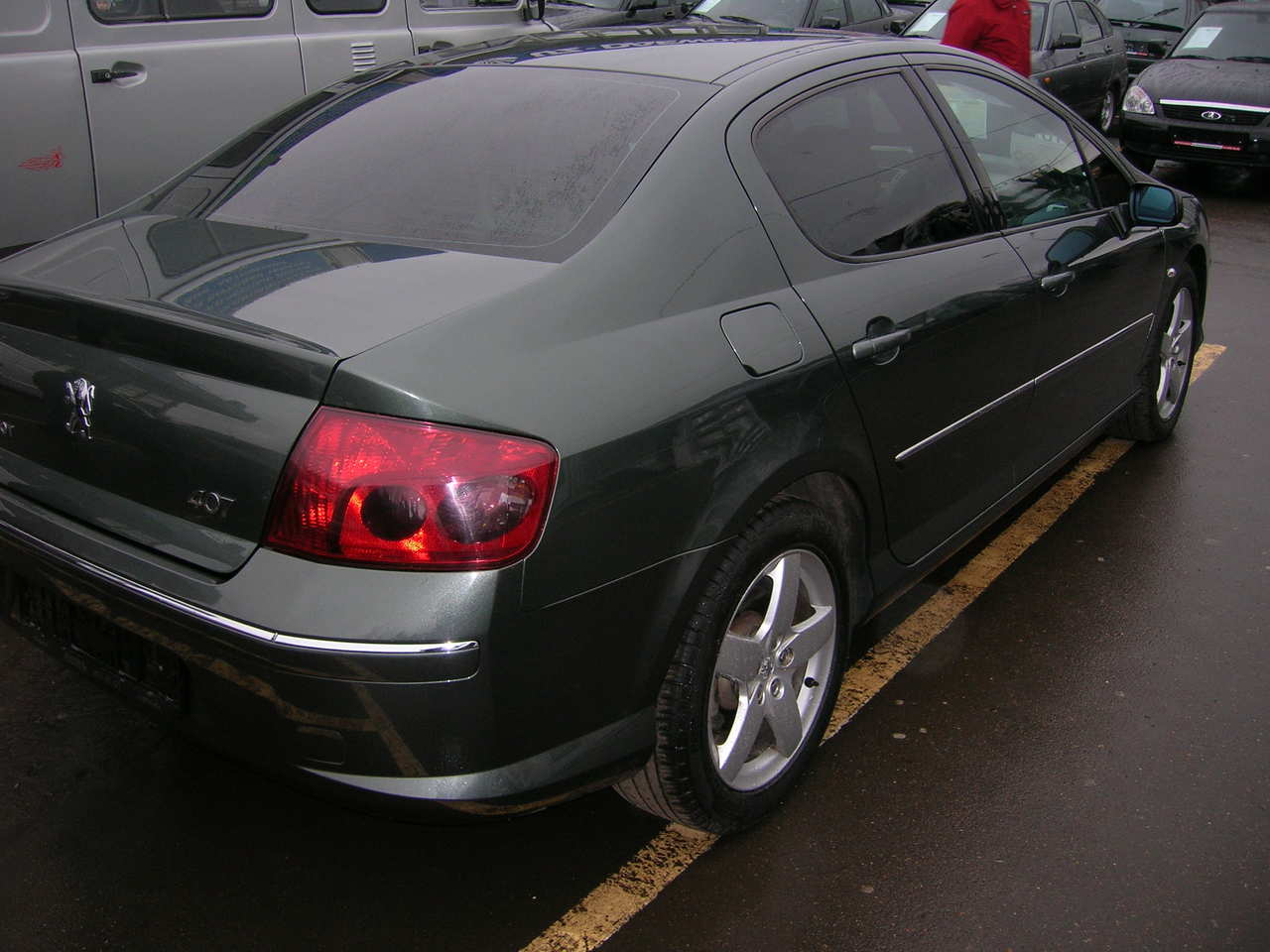 2008 Peugeot 407 Sw 2 2 Related Infomation Specifications