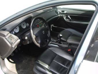 2000 peugeot 607 for sale 2200cc gasoline ff manual for Interieur 607