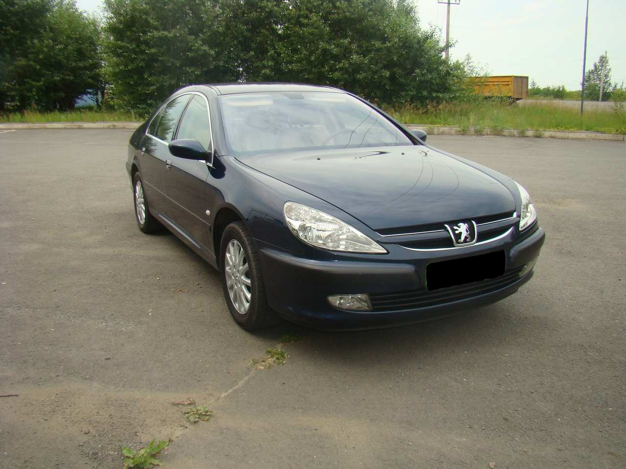 used 2001 peugeot 607 photos 2200cc gasoline ff manual for sale. Black Bedroom Furniture Sets. Home Design Ideas