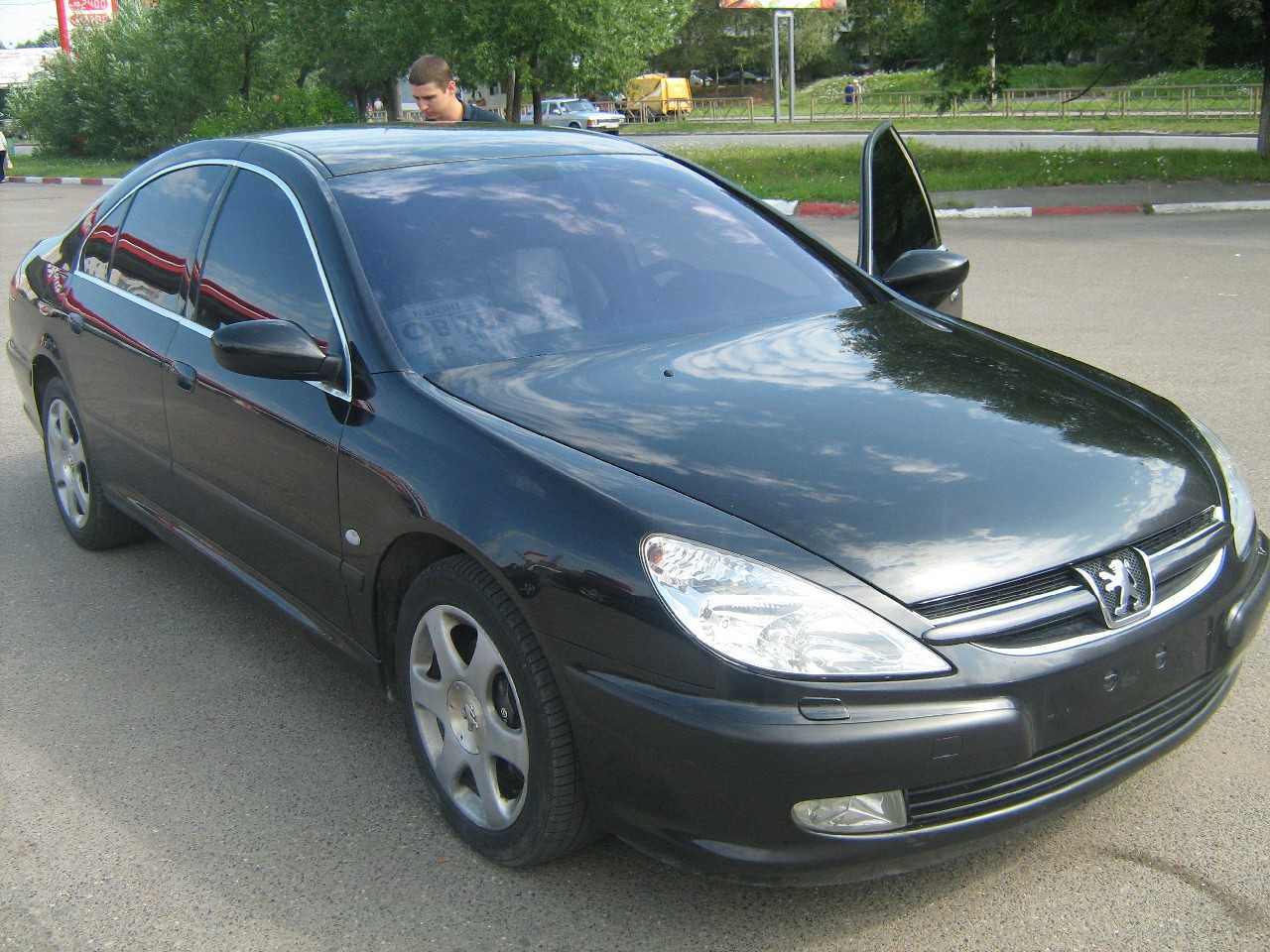 File:Peugeot607.jpg - Wikipedia, the free encyclopedia