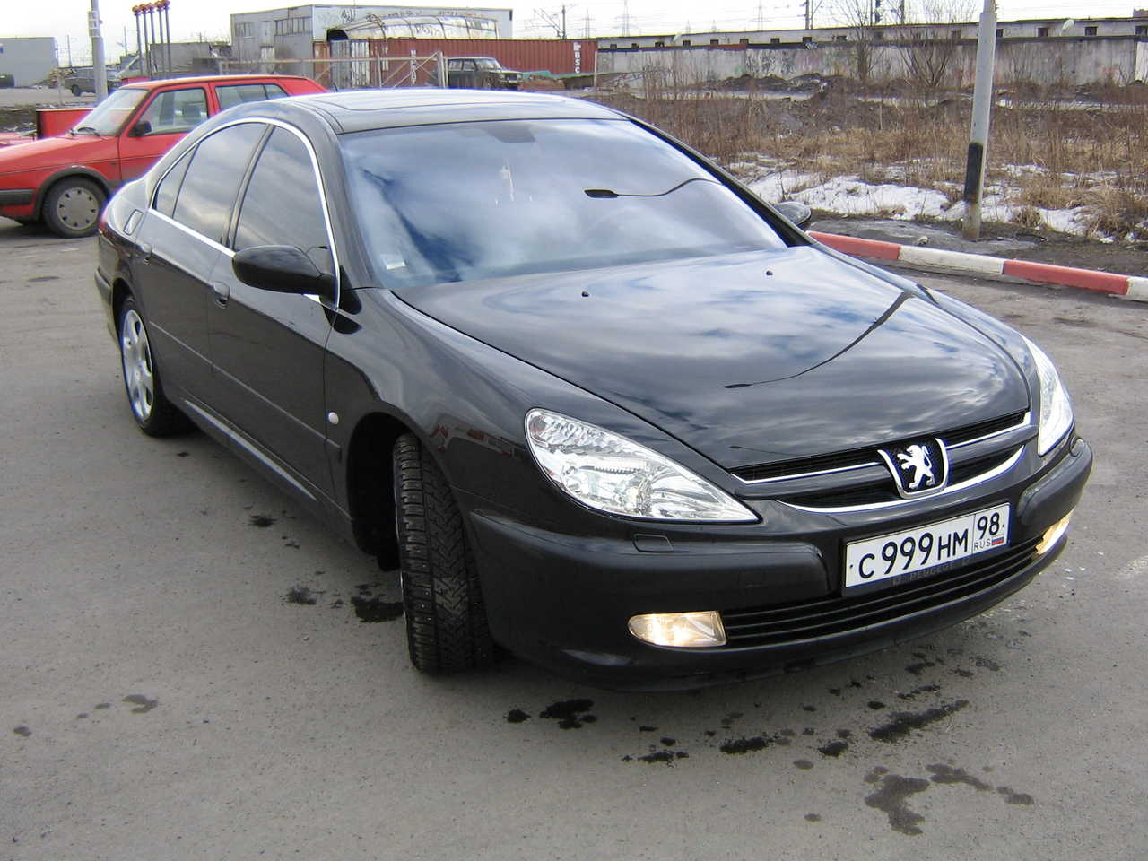 2004 peugeot 607 pics 3 0 gasoline ff automatic for sale. Black Bedroom Furniture Sets. Home Design Ideas
