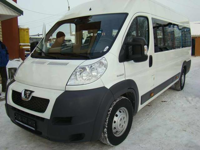 2009 peugeot boxer pics, 2.2, diesel, ff, manual for sale