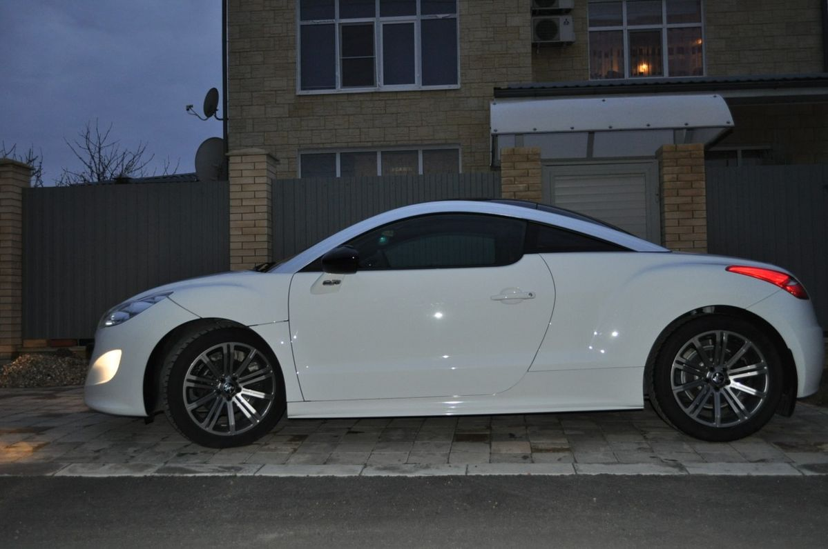 used 2011 peugeot rcz photos 1600cc gasoline ff automatic for sale. Black Bedroom Furniture Sets. Home Design Ideas