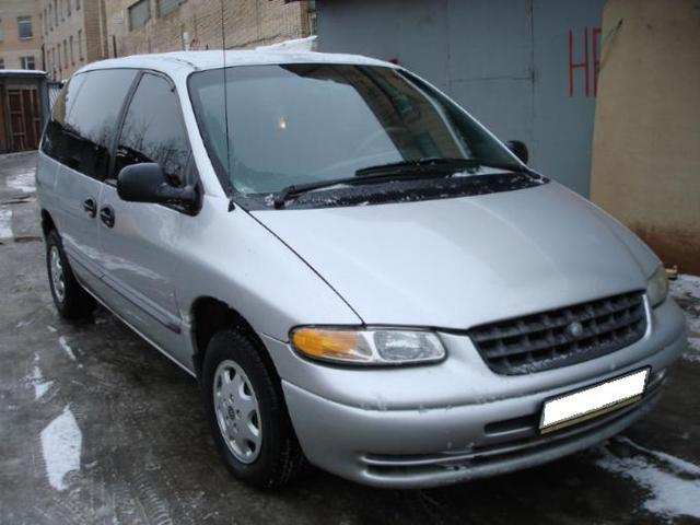Swell 2000 Plymouth Voyager Pictures 2 4L Gasoline Ff Automatic For Sale Wiring 101 Cominwise Assnl