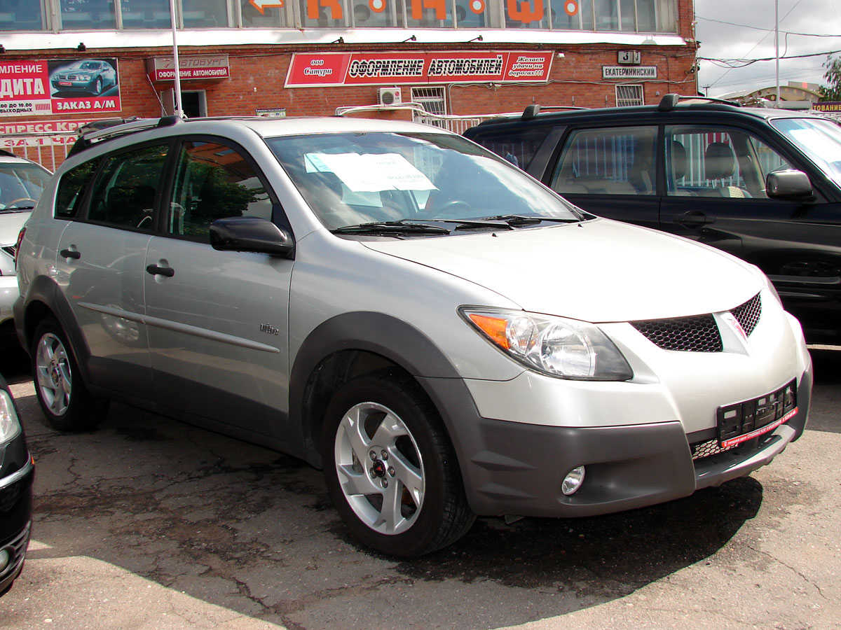 2003 Toyota Corolla Horsepower >> 2003 Pontiac VIBE Pictures, 1.8l., Gasoline, FF, Automatic For Sale