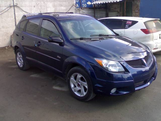 2003 Toyota Corolla Horsepower >> 2004 Pontiac VIBE For Sale, 1800cc., Gasoline, Automatic For Sale