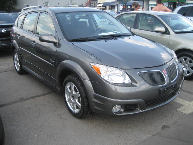 2006 Toyota Corolla For Sale >> 2006 Pontiac VIBE Pictures, 1800cc., Gasoline, FF ...