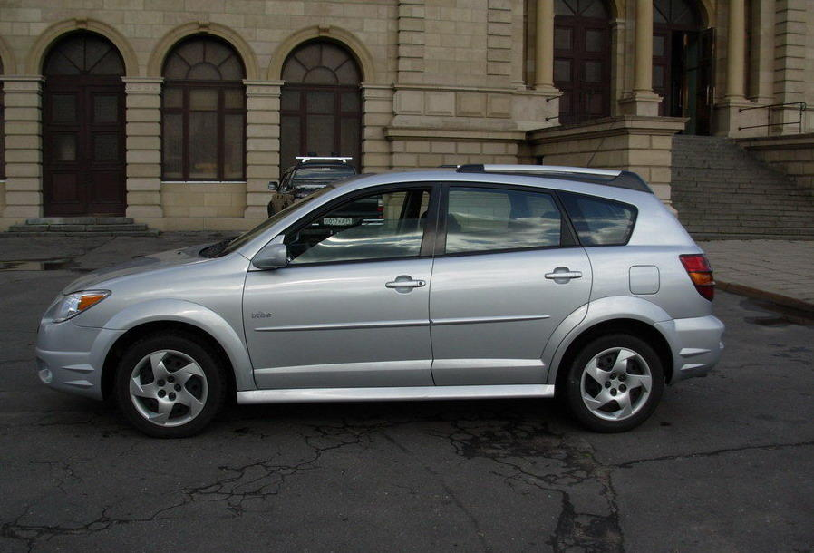 2006 Pontiac VIBE Pictures, 1794cc., Gasoline, FF, Automatic For Sale