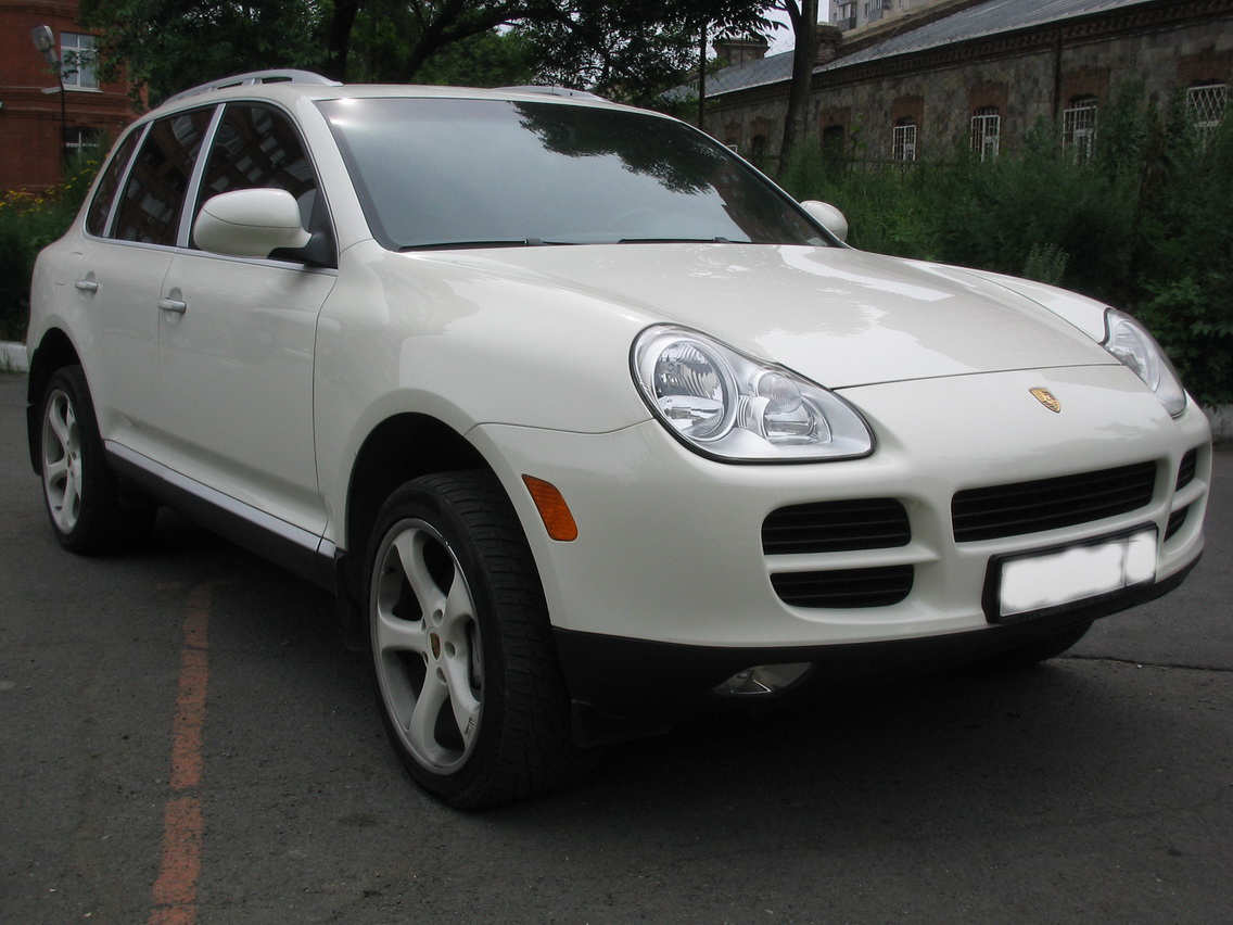 used 2003 porsche cayenne photos 4500cc gasoline automatic for sale. Black Bedroom Furniture Sets. Home Design Ideas