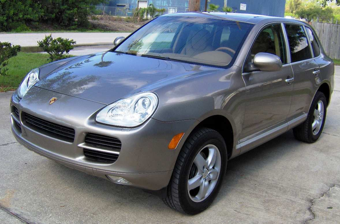used 2005 porsche cayenne photos 3200cc gasoline automatic for sale. Black Bedroom Furniture Sets. Home Design Ideas