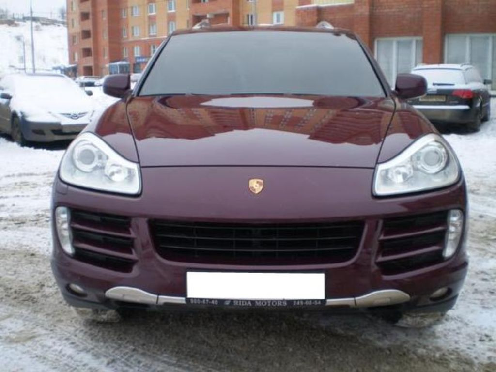 2007 porsche cayenne pictures for sale