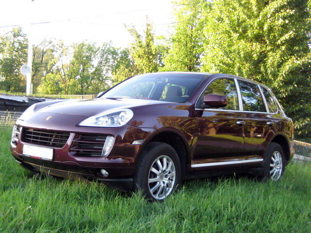 used 2007 porsche cayenne photos 3600cc gasoline automatic for sale. Black Bedroom Furniture Sets. Home Design Ideas