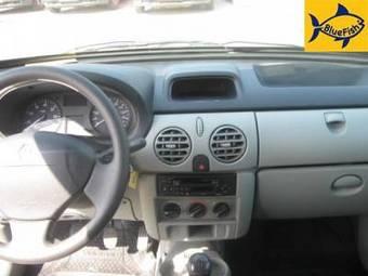 Used 2006 Renault Kangoo Wallpapers, 1 4l , Manual For Sale