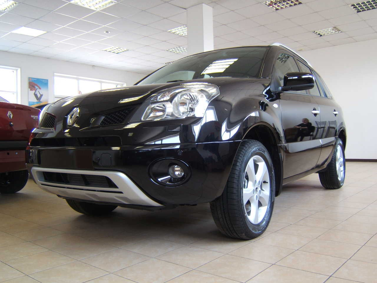 2009 renault koleos photos 2 5 gasoline cvt for sale. Black Bedroom Furniture Sets. Home Design Ideas