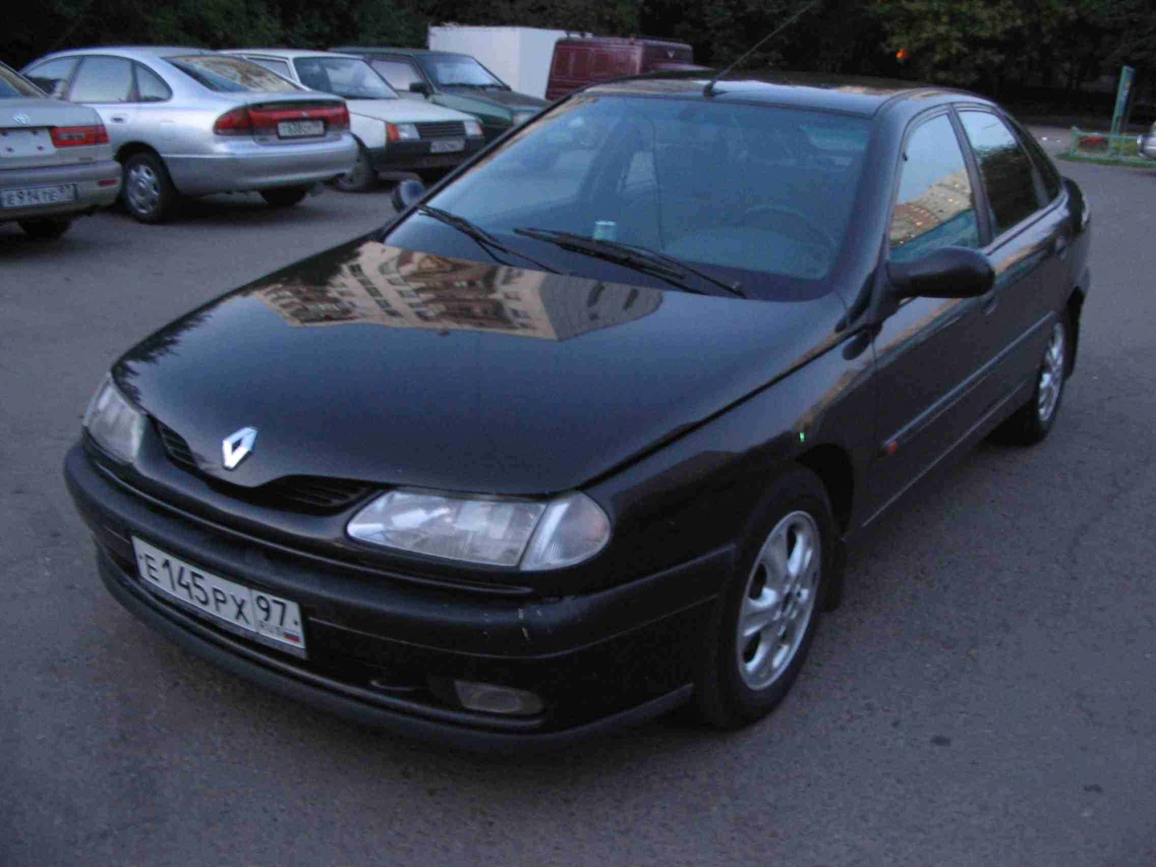 Fuel Injector Cost >> 1995 Renault Laguna Pictures, 2000cc., Gasoline, FF ...
