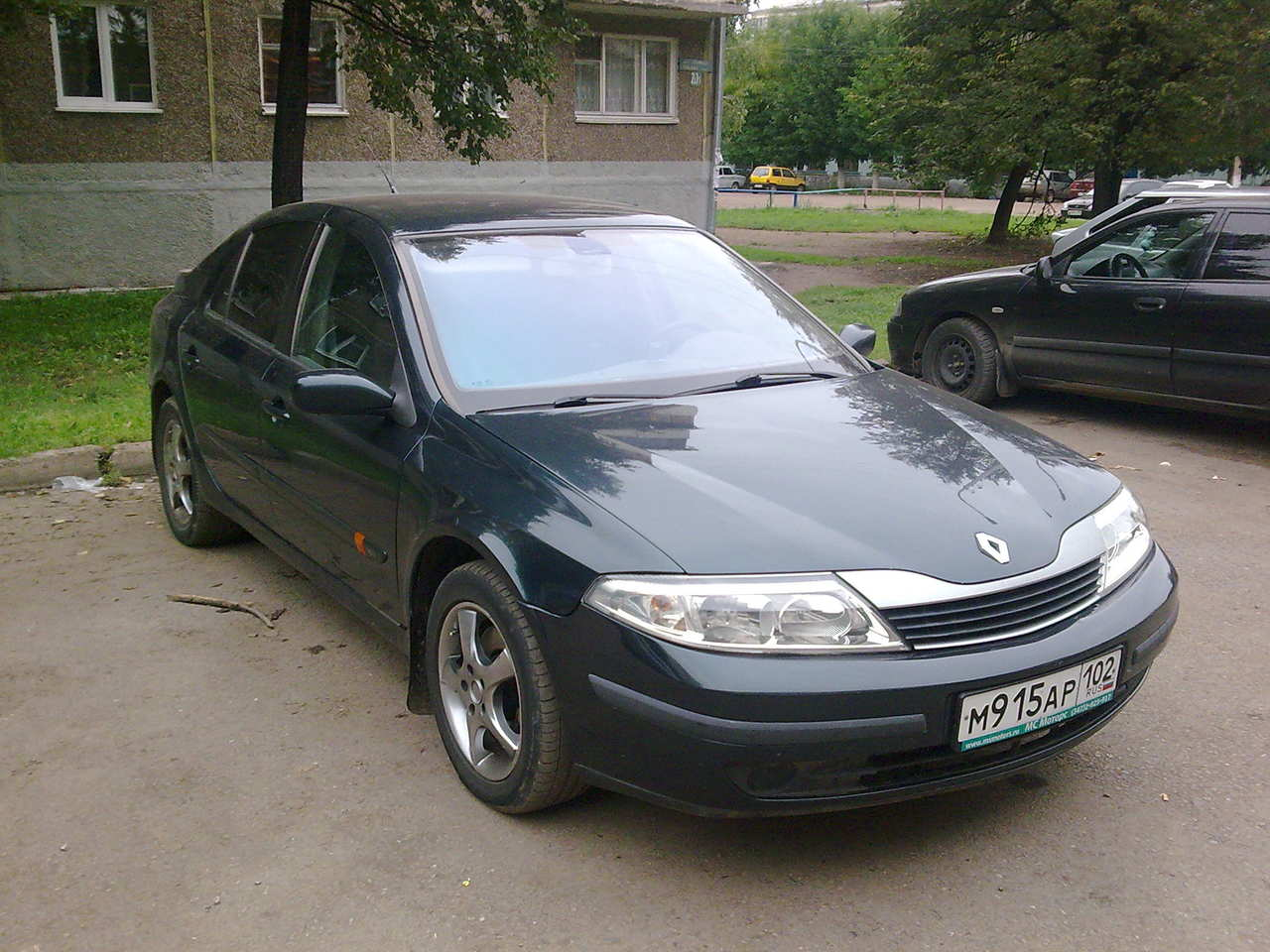 used 2001 renault laguna photos 1600cc gasoline ff manual for sale. Black Bedroom Furniture Sets. Home Design Ideas