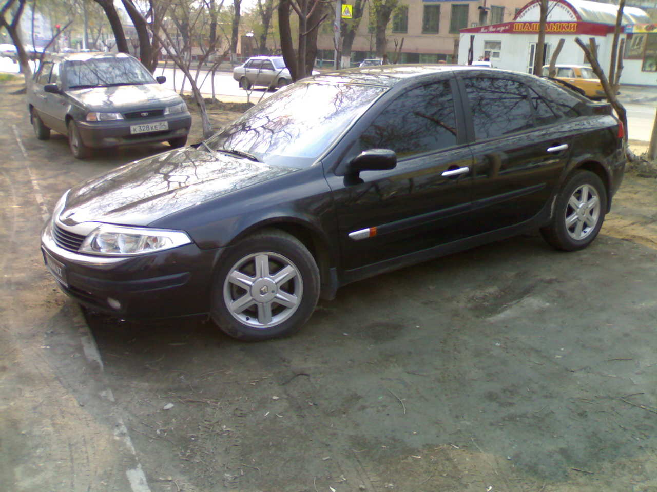 Fuel Injector Cost >> 2004 Renault Laguna Photos, 1800cc., Gasoline, FF, Manual ...