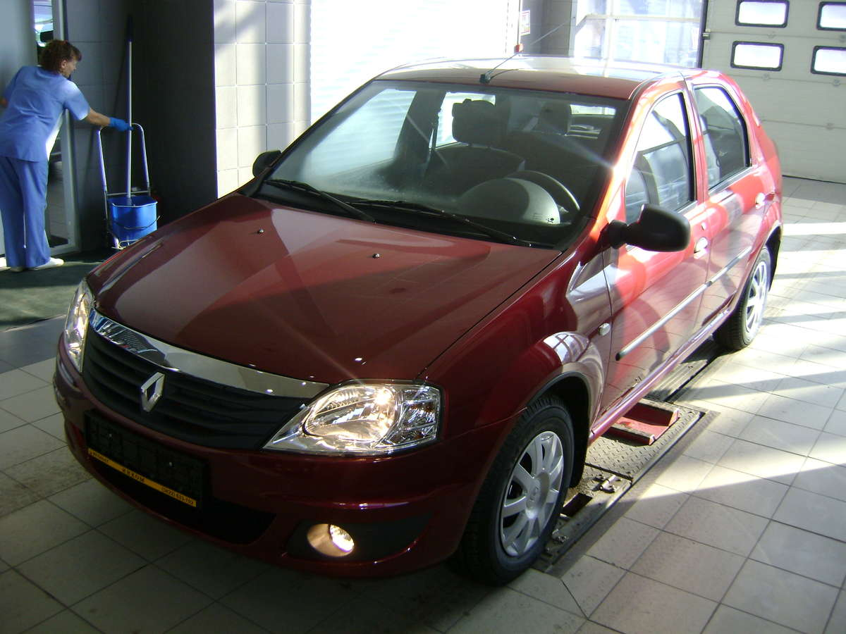 used 2012 renault logan photos 1600cc gasoline ff automatic for sale. Black Bedroom Furniture Sets. Home Design Ideas