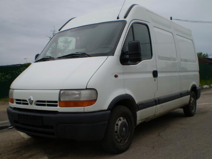 2001 Renault Master Pictures 2 5l Diesel Fr Or Rr