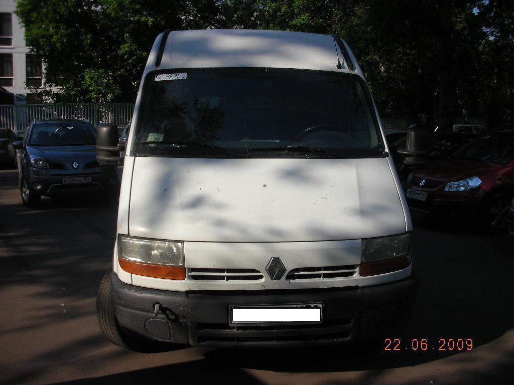 2002 Renault Master Photos 2 2 Diesel Ff Manual For Sale