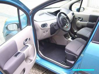 2005 renault modus pictures gasoline ff manual for sale. Black Bedroom Furniture Sets. Home Design Ideas