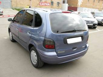 1997 renault scenic pictures gasoline ff manual for sale. Black Bedroom Furniture Sets. Home Design Ideas