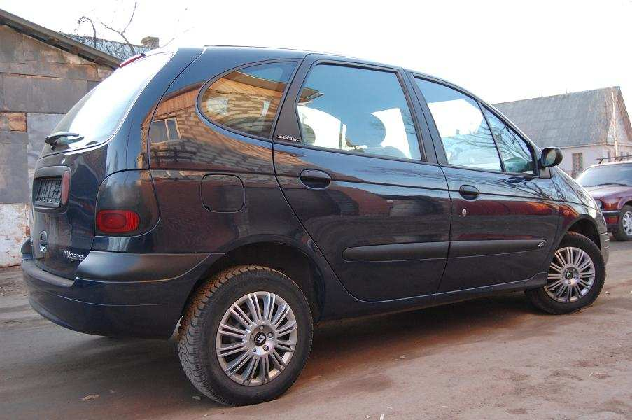 1998 renault scenic for sale 1600cc gasoline ff manual for sale. Black Bedroom Furniture Sets. Home Design Ideas
