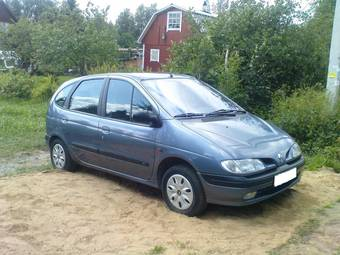 1998 renault scenic pictures gasoline ff manual for sale. Black Bedroom Furniture Sets. Home Design Ideas