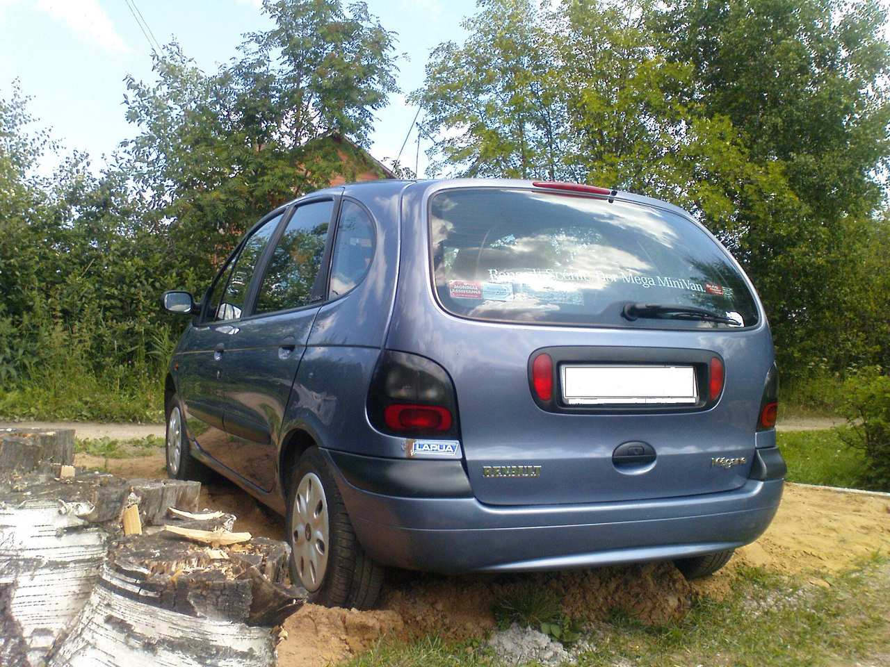 1998 renault scenic pictures 1600cc gasoline ff manual for sale. Black Bedroom Furniture Sets. Home Design Ideas