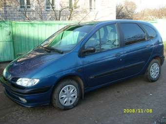 1999 Renault Scenic Pictures