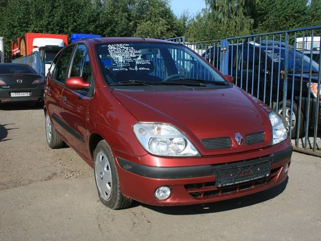 used 2001 renault scenic photos 1900cc diesel ff manual for sale. Black Bedroom Furniture Sets. Home Design Ideas