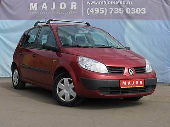 2004 renault scenic for sale 1 6 ff manual for sale. Black Bedroom Furniture Sets. Home Design Ideas