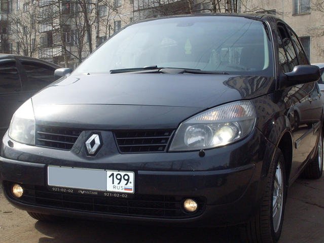 2005 renault scenic for sale 2000cc gasoline ff automatic for sale. Black Bedroom Furniture Sets. Home Design Ideas