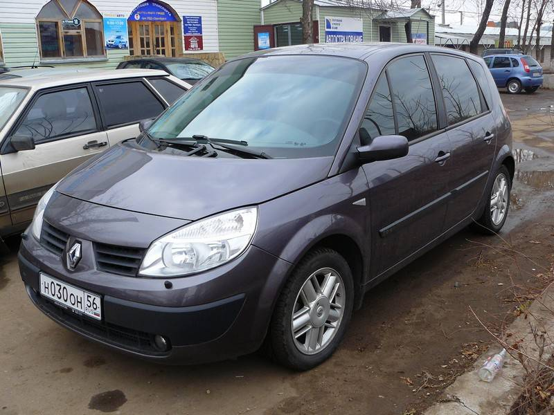 2005 renault scenic pictures 1600cc gasoline ff automatic for sale. Black Bedroom Furniture Sets. Home Design Ideas