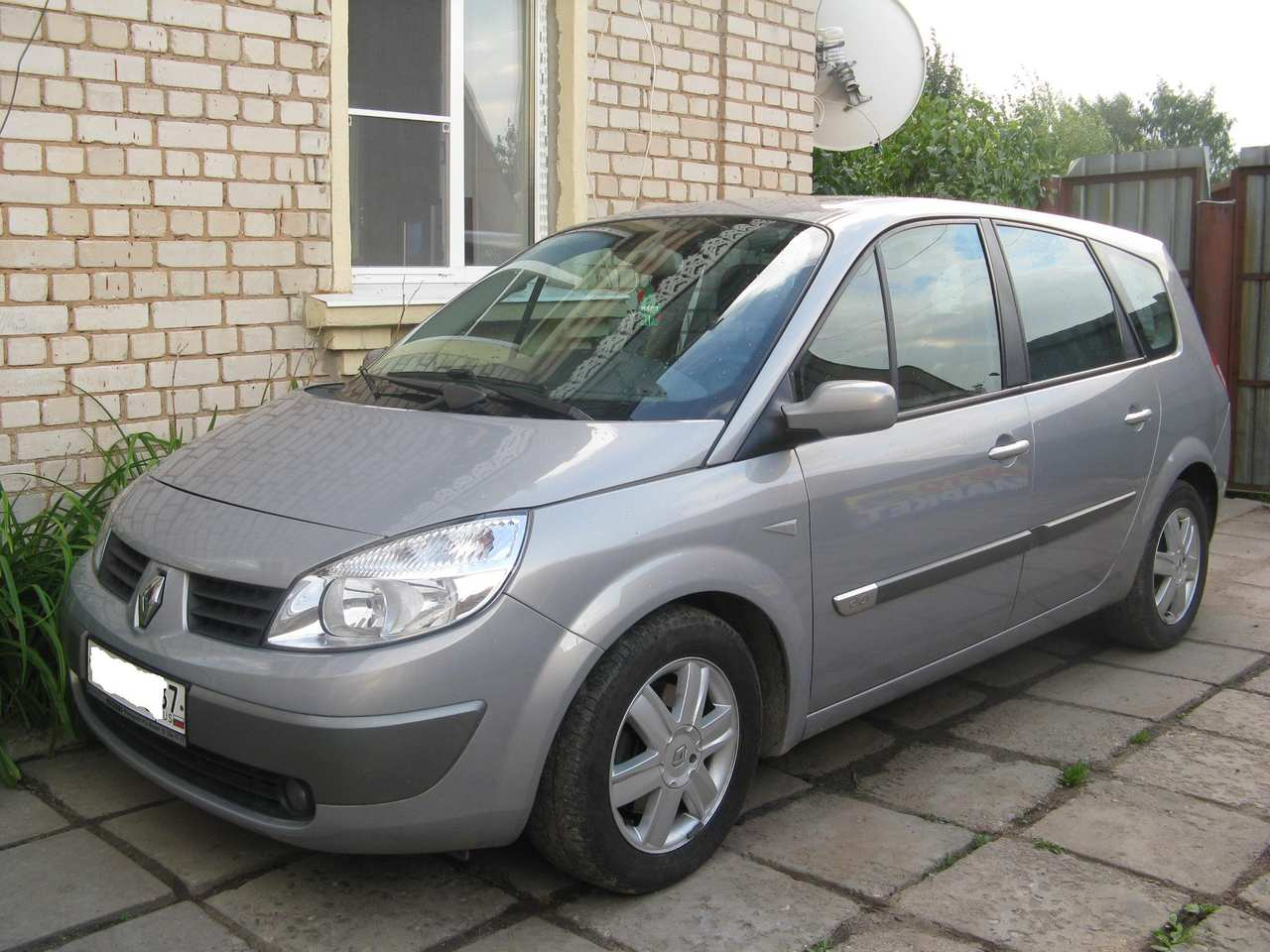 2005 renault scenic pics 1 5 diesel ff manual for sale. Black Bedroom Furniture Sets. Home Design Ideas