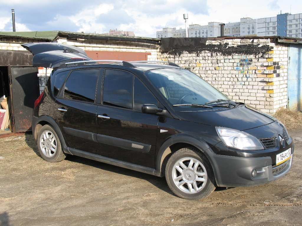 2008 renault scenic photos 2 0 gasoline ff manual for sale. Black Bedroom Furniture Sets. Home Design Ideas