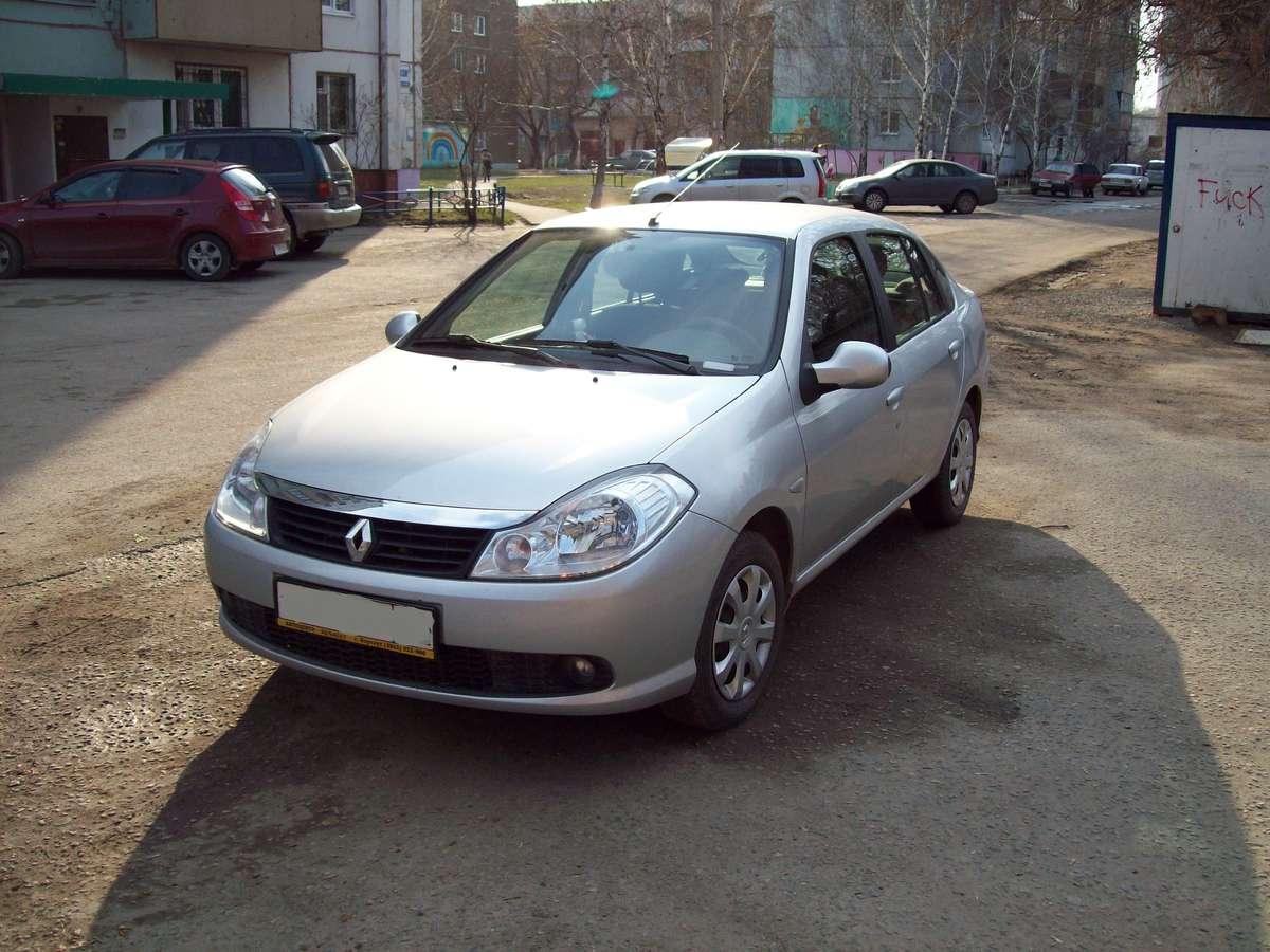 2010 Renault Symbol Photos 14 Gasoline Ff Automatic For Sale