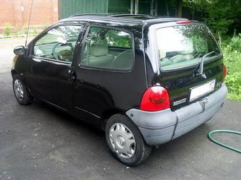 used 1999 renault twingo photos 1149cc gasoline ff manual for sale. Black Bedroom Furniture Sets. Home Design Ideas