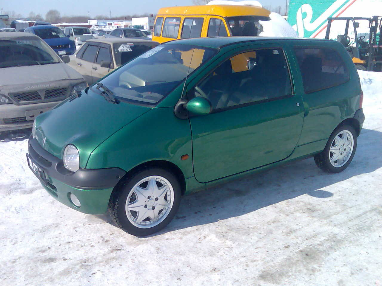 used 2000 renault twingo photos 1 2 gasoline ff manual for sale. Black Bedroom Furniture Sets. Home Design Ideas