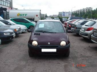 2001 renault twingo pics 1 1 gasoline ff automatic for sale. Black Bedroom Furniture Sets. Home Design Ideas