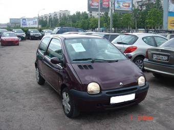 2001 renault twingo pictures gasoline ff automatic for sale. Black Bedroom Furniture Sets. Home Design Ideas