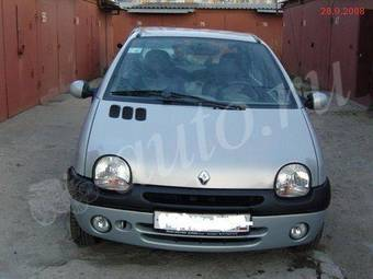 2002 renault twingo pictures gasoline ff automatic for sale. Black Bedroom Furniture Sets. Home Design Ideas