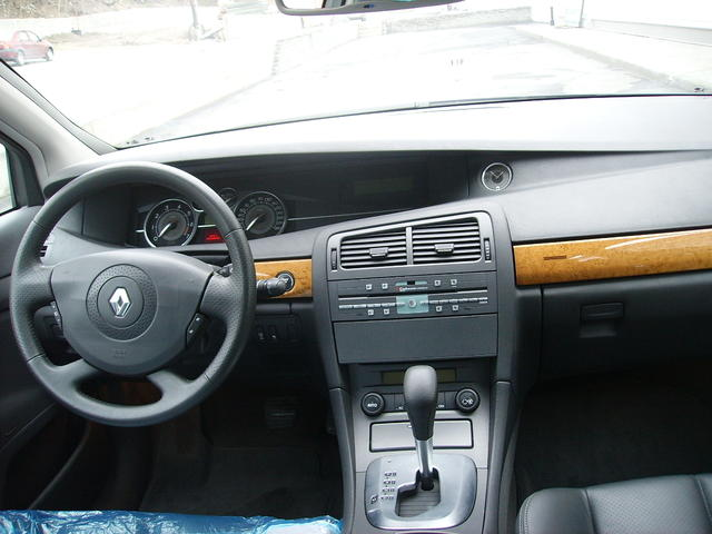 2007 renault vel satis pictures gasoline ff automatic for sale. Black Bedroom Furniture Sets. Home Design Ideas